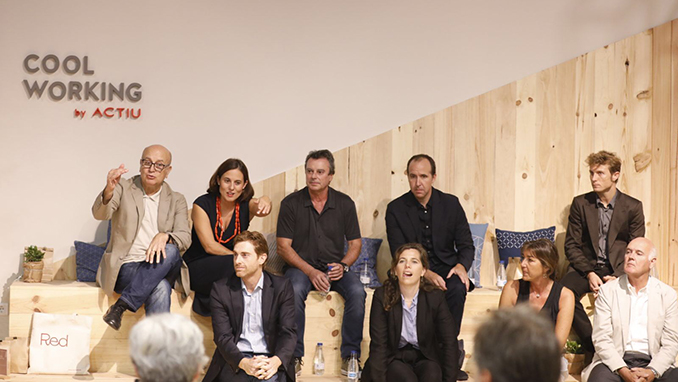 The National Design Awards, which include Metalarte, take place at Habitat Valencia
