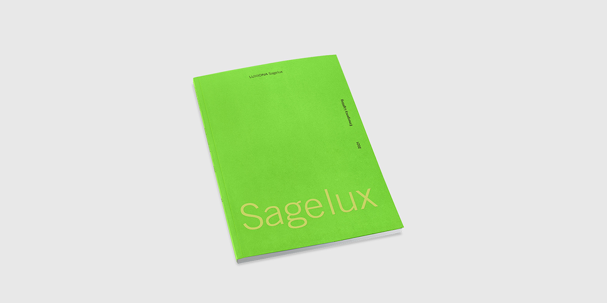 New Emergency Lighting Catalogue 2021 by Sagelux
