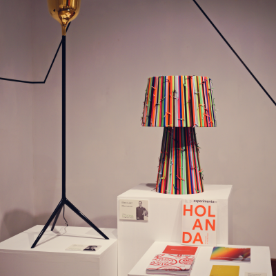 Luxiona takes part in the Lima Design Week with Copacabana and Shoelaces