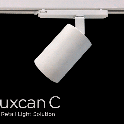 Luxcan C,  maximum integration in any surface