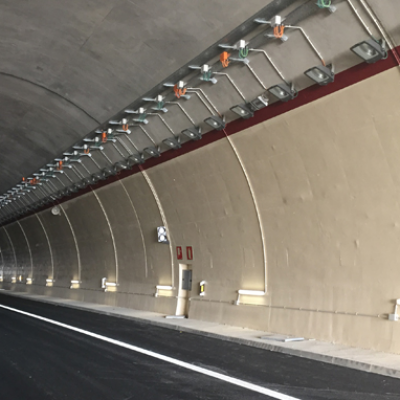 Sagelux, Luxiona Group's emergency lighting brand, has been selected to illuminate the Monrepós tunnels