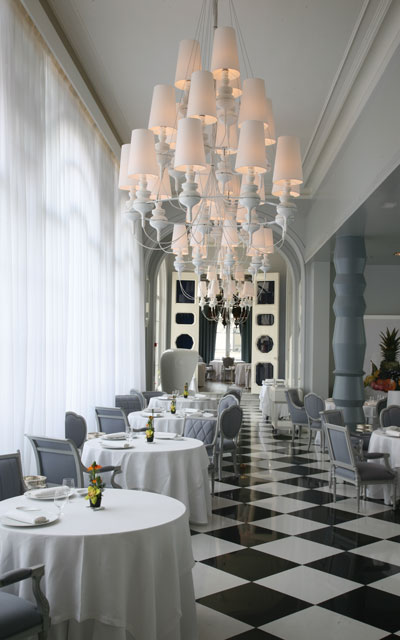 Hospitality: Hotels and Restaurants