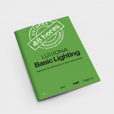 New Luxiona Basic Lighting Catalogue 2021