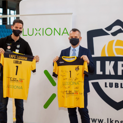 Luxiona sponsors LUK Lublin University of Technology